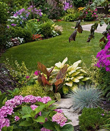 Old Dominion Landscapes, LLC. Garden Design