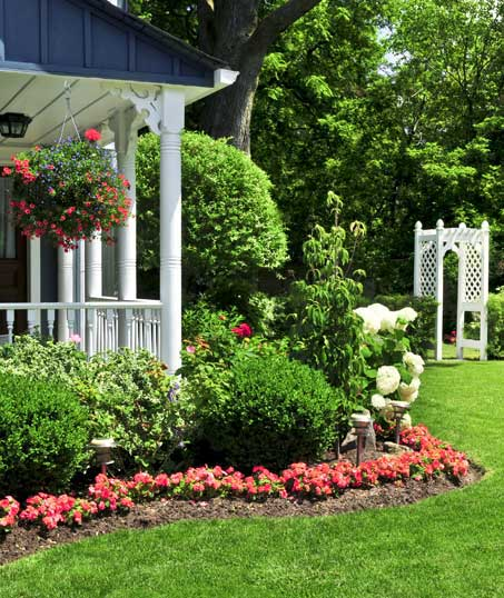 Old Dominion Landscapes, LLC. Residential Landscaping