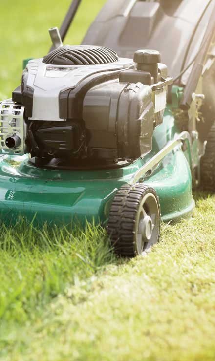 Old Dominion Landscapes, LLC. Residential Lawn Mowing