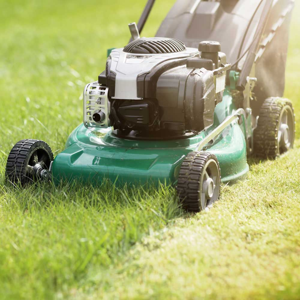 Residential Lawn Mowing Service